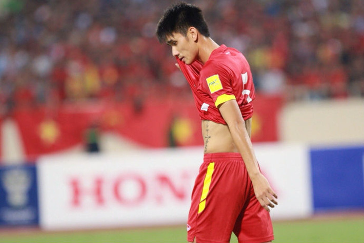"""Có chiều cao """"khủng"""", sao trẻ HAGL đối mặt cái dớp đáng lo của bóng đá Việt Nam"""