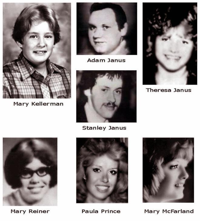Bí mật rùng mình sau thảm án 7 người bị đầu độc: Những cái chết gây sốc