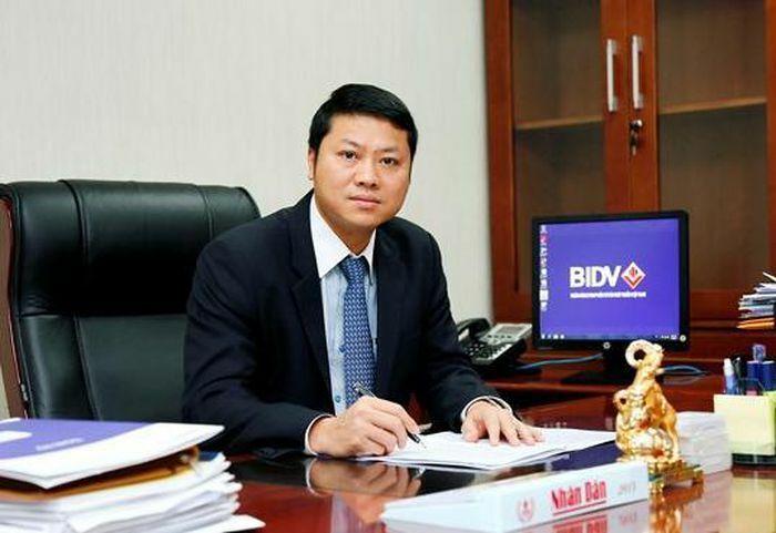 BIDV có Tổng Giám đốc mới sinh năm 1975