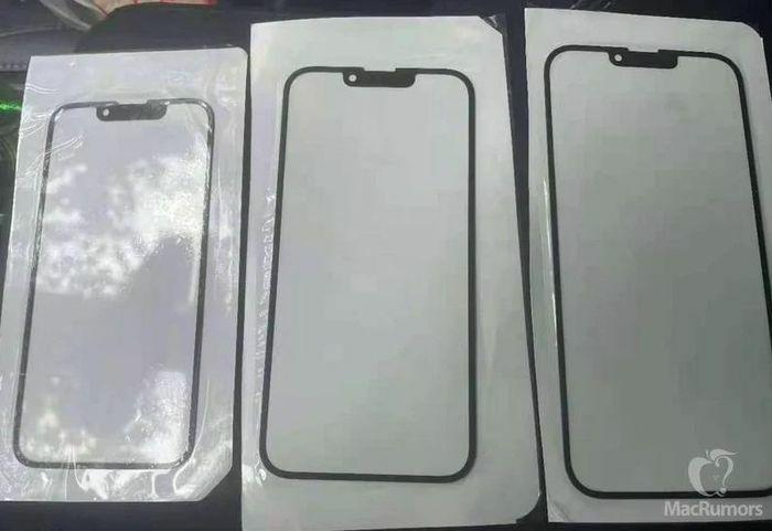 Màn hình iPhone 13 lần đầu lộ diện, có một tin rất vui cho iFan