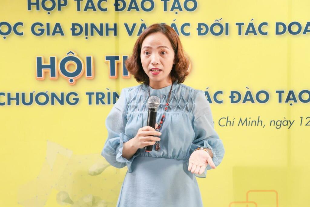 Đại học Gia Định: Sinh viên có thể nhận mức lương 1.000usd/tháng sau khi tốt nghiệp?