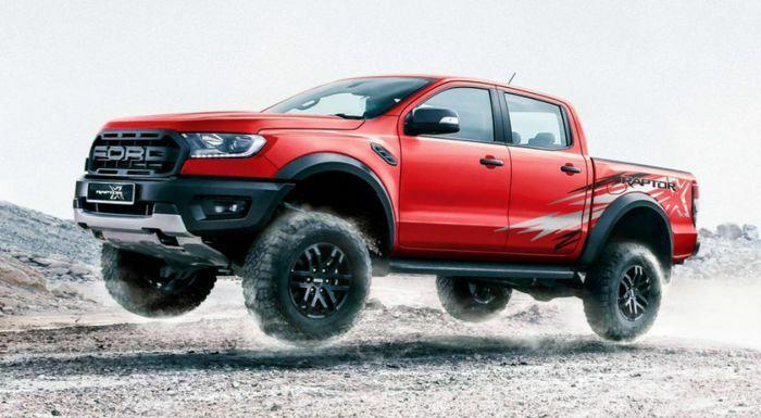 Ford Ranger Raptor X Special Edition ra mắt, giá gần 1,2 tỷ đồng