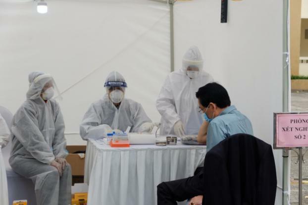 Đã có kết quả xét nghiệm ca nghi nhiễm COVID-19 ở Hà Nội
