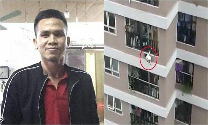 Chủ tịch Hà Nội tặng bằng khen người cứu cháu bé rơi từ tầng 12