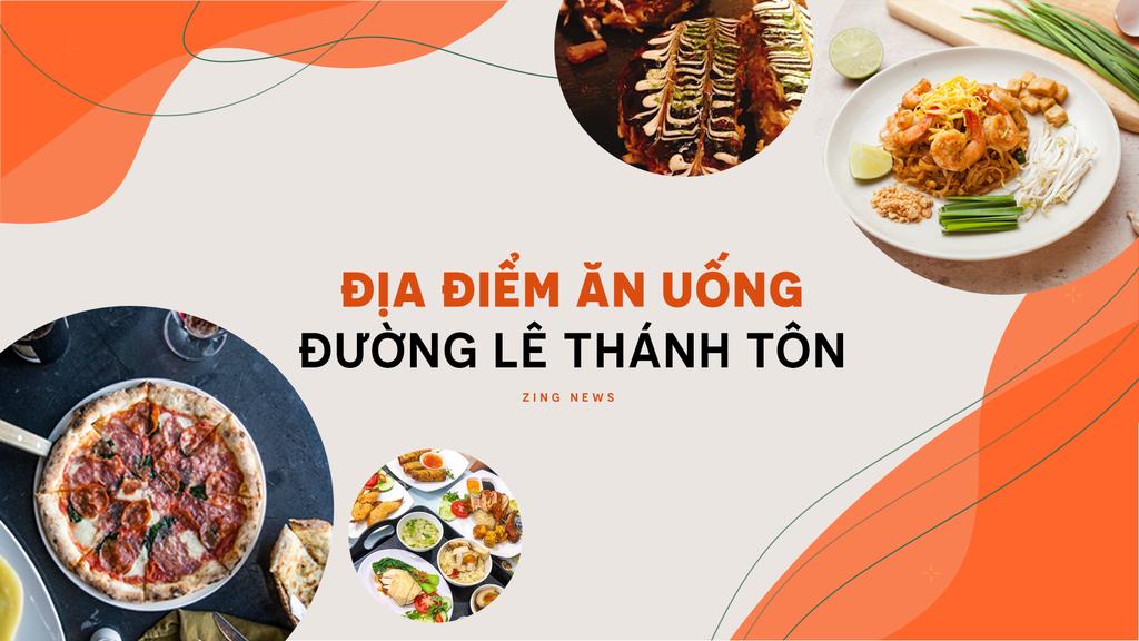 10 nhà hàng nổi bật trên đường Lê Thánh Tôn