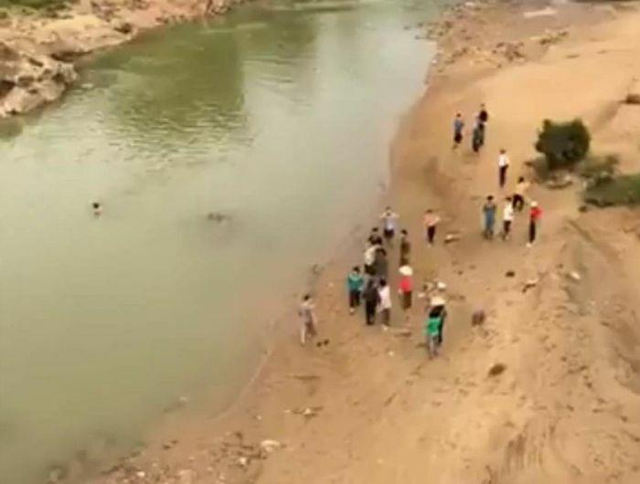 Nam sinh ở Sơn La đuối nước thương tâm khi đi tắm sông cùng nhóm bạn
