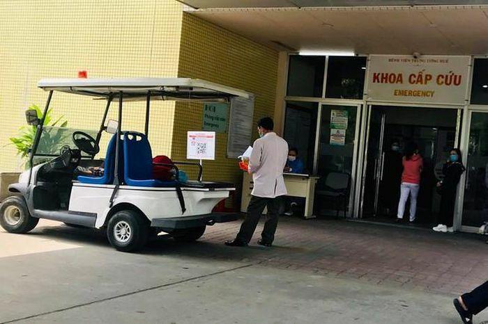 Nổ bình gas mini trong trường học, 5 người nhập viện