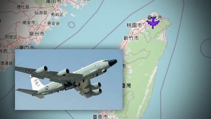 Giữa căng thẳng gia tăng, máy bay do thám Mỹ áp sát Trung Quốc với cự ly gần chưa từng thấy
