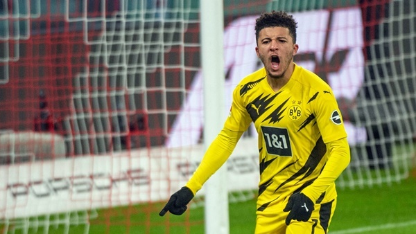 21 tuổi, Jadon Sancho đã sẵn sàng thống trị bóng đá châu Âu