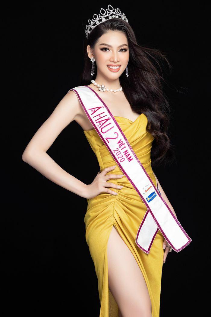 Lộ diện váy dạ hội lộng lẫy mang thông điệp hòa bình của Ngọc Thảo tại Miss Grand 2021