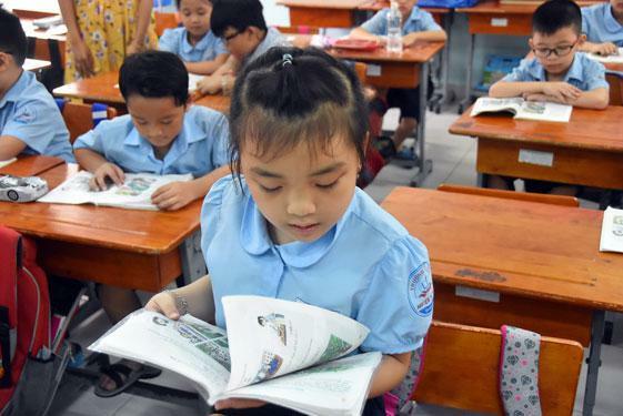 Bỏ rơi 2 bộ sách lớp 1: Lãng phí lớn !