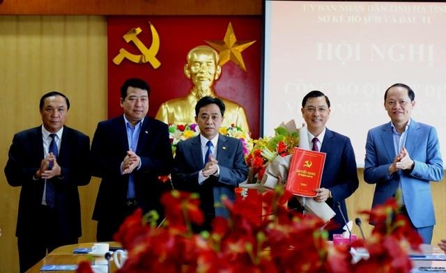 Hà Tĩnh bổ nhiệm nhiều vị trí lãnh đạo chủ chốt