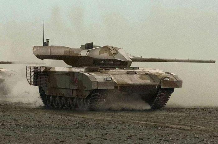 Lý do Nga hoãn chuyển giao xe tăng T-14 Armata cho quân đội
