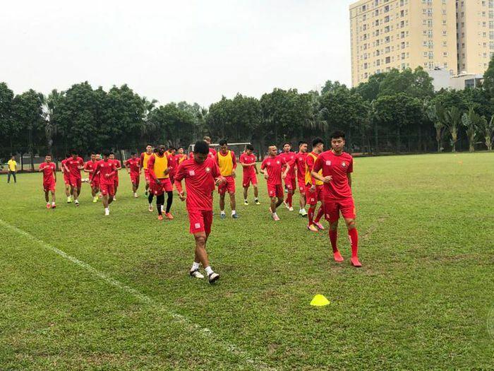Đông Á Thanh Hóa kết thúc chuyến tập huấn, sẵn sàng cho LS V.League 2021 sẽ trở lại vào giữa tháng 3