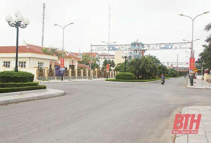 Huyện Nga Sơn đầu tư phát triển đồng bộ kết cấu hạ tầng
