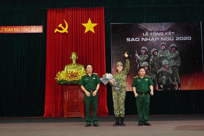 Diệu Nhi là Á quân, Kỳ Duyên trở thành Quán quân 'Sao Nhập Ngũ' 2020