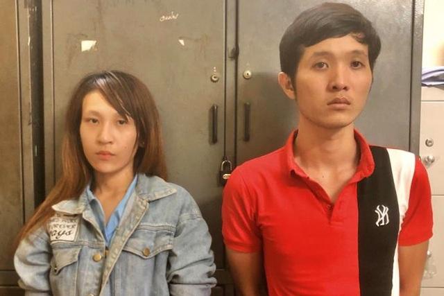 Đôi nam nữ tàng trữ roi điện, còng số 8 và ma túy trong khách sạn