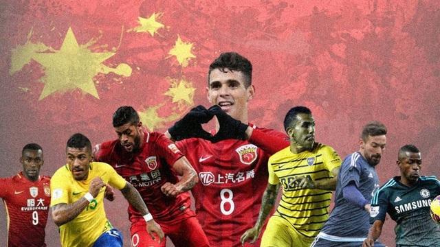 """Báo chí thế giới: """"Tương lai của bóng đá Trung Quốc đầy u ám"""""""