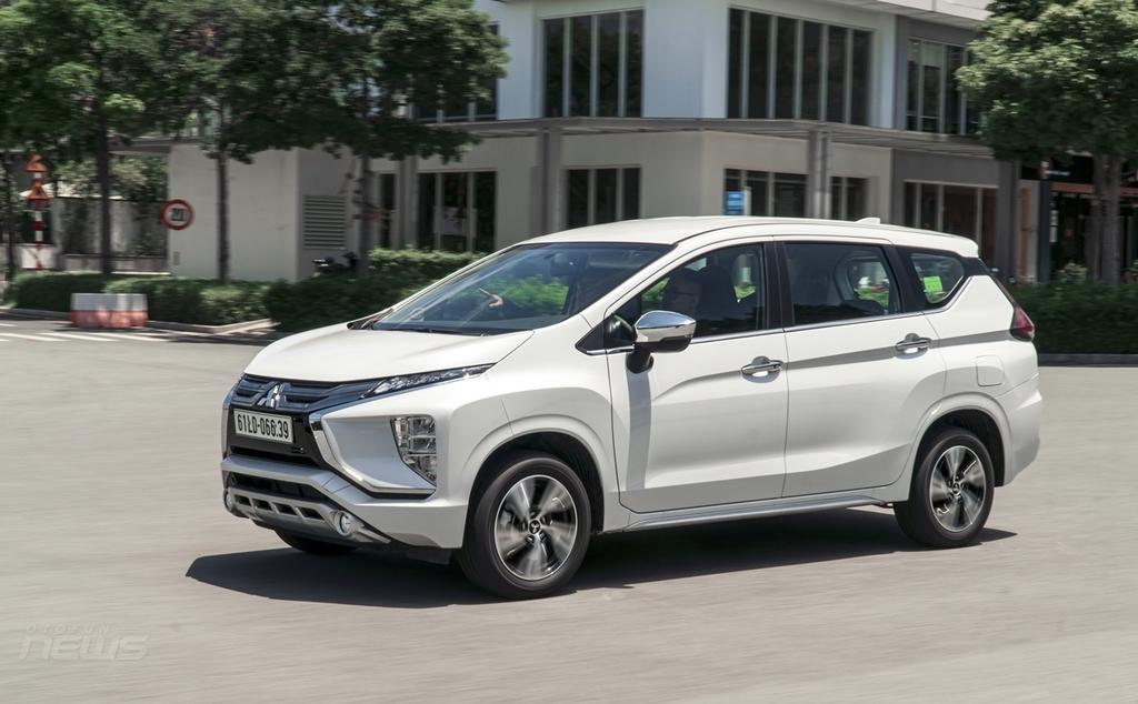 Mitsubishi khuyến mãi lớn dành cho tất cả các dòng xe trong tháng 3