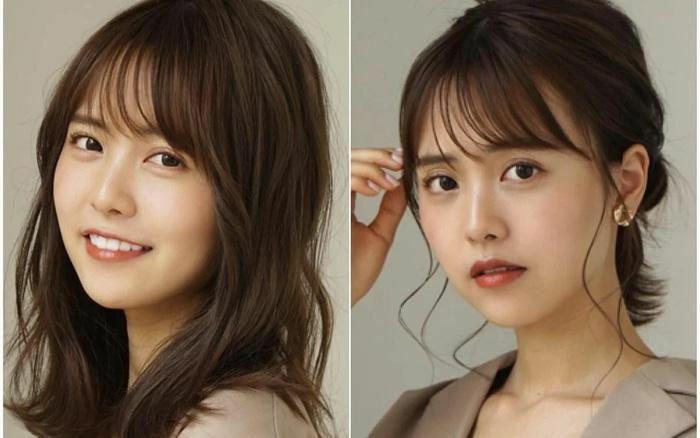 """Bí kíp để tóc mái trẻ trung, """"nịnh mặt"""" của chuyên gia Nhật Bản"""