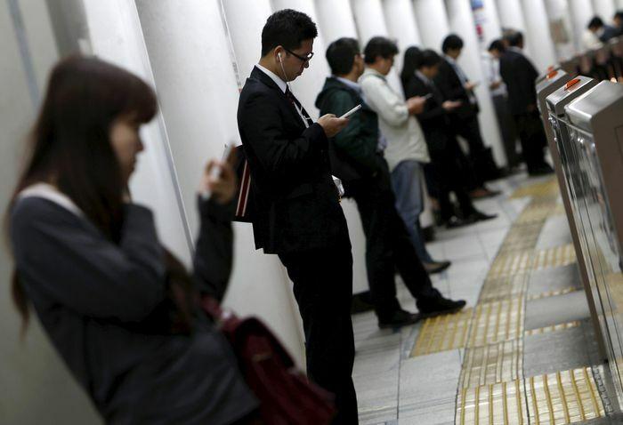 """Người Nhật đòi quyền """"ngắt kết nối"""" sau giờ làm"""