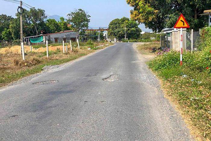 Đường Lập Định – Suối Môn: Được nâng cấp, sửa chữa
