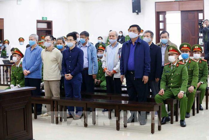 Mở lại phiên xét xử sơ thẩm vụ án Ethanol Phú Thọ