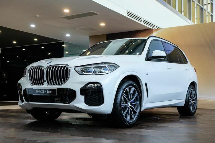 Chi tiết BMW X5 M Sport – SUV thể thao, sang trọng, giá 4,5 tỷ đồng