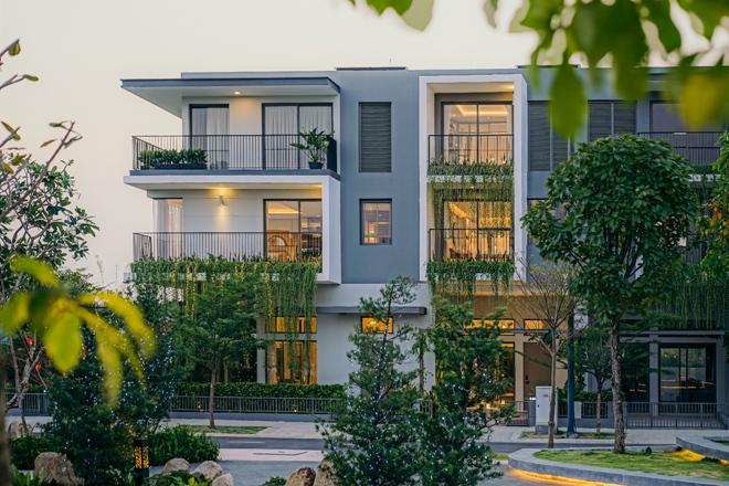 Ngán nhà phố, chán căn hộ, giới nhà giàu Bình Dương tìm kiếm khu biệt lập