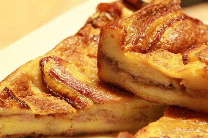 Cách làm bánh chuối ngon nhất lại đơn giản mà không tốn thời gian