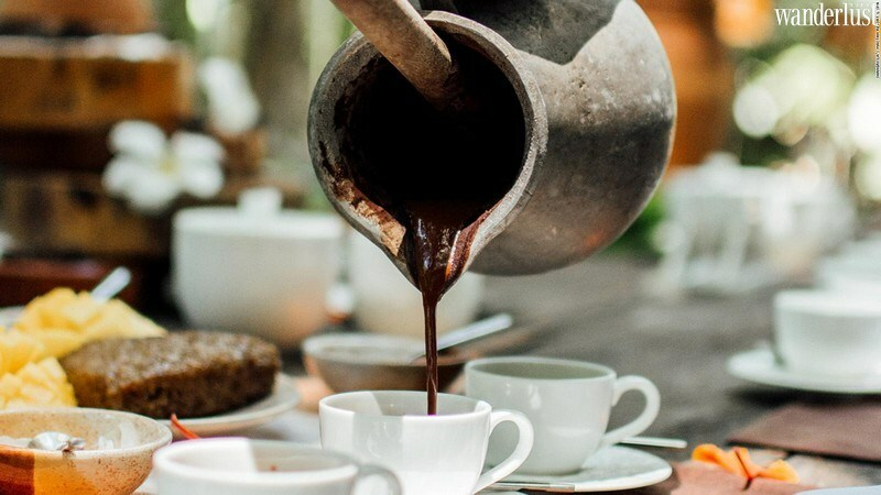 Sikwate: Độc đáo sô cô la nóng miền nhiệt đới