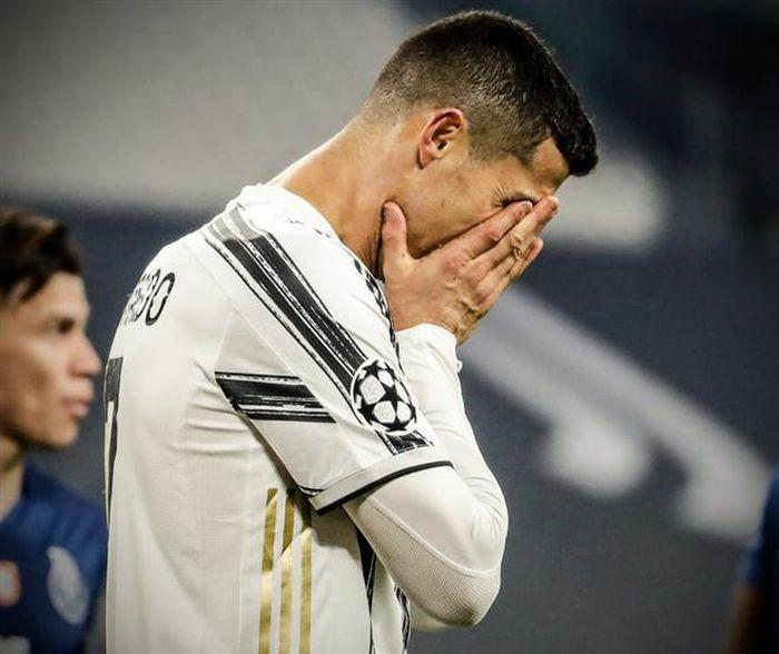 Ronaldo sắp hết thời ở Juventus