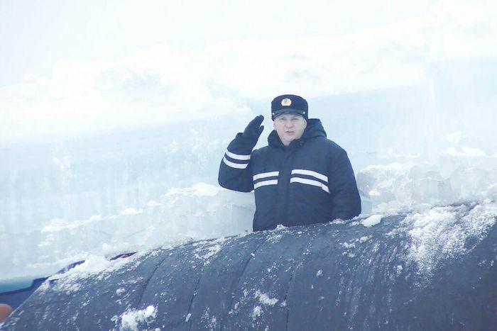 Sức mạnh ba tàu ngầm nguyên tử Nga vừa đội băng ở Bắc Cực