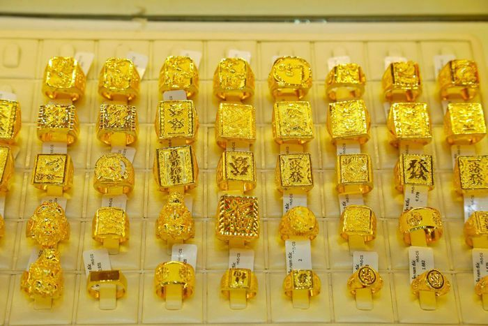 Giá vàng hôm nay ngày 12/3: Giá vàng quay đầu giảm mạnh