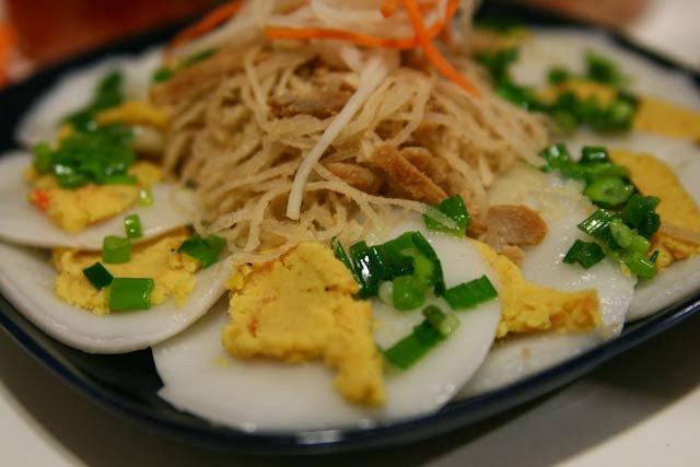 Bánh bèo bì Bình Dương: Món đặc sản từ gánh hàng rong