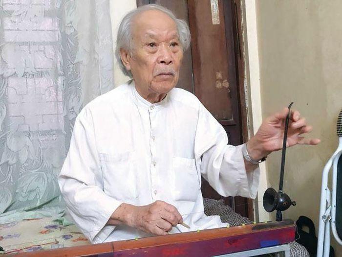 """Nghệ nhân Ưu tú Ngô Văn Đảm: """"Kho tư liệu sống"""" của âm nhạc dân tộc"""