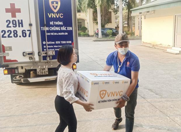 Điện Biên tiếp nhận 1.900 liều vaccine Covid-19, dự kiến tiêm mũi đầu vào ngày 18/3