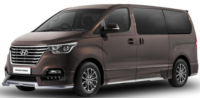 Lộ diện Hyundai Staria – MPV hoàn toàn mới thay Starex đấu Kia Sedona