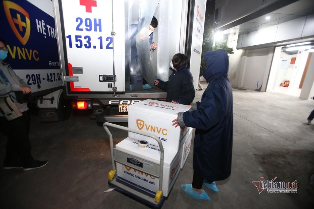 VNVC chuyển giao 30 triệu liều vắc xin Covid-19 phi lợi nhuận cho Bộ Y tế