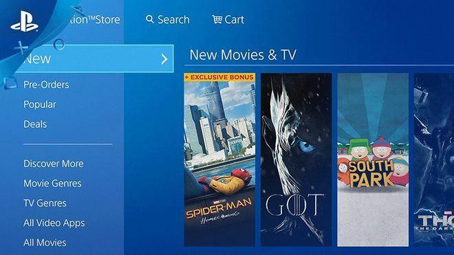 Sony đóng cửa PlayStation Store trên PS3, Vita và PSP
