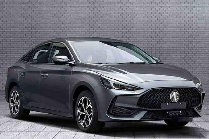 """MG5 2021 từ 500 triệu đồng sắp ra mắt Việt Nam, """"đấu"""" Mazda3?"""