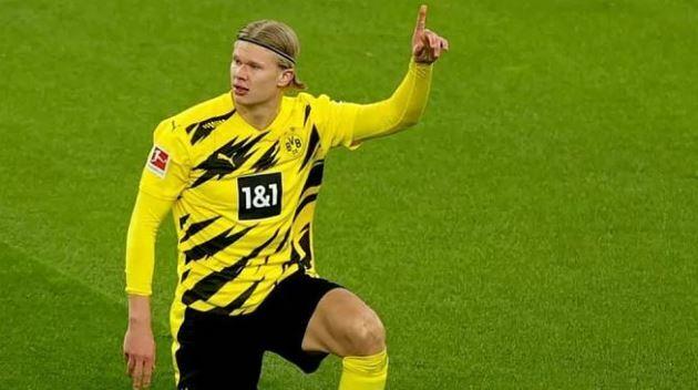Chelsea đổi Werner lấy Haaland