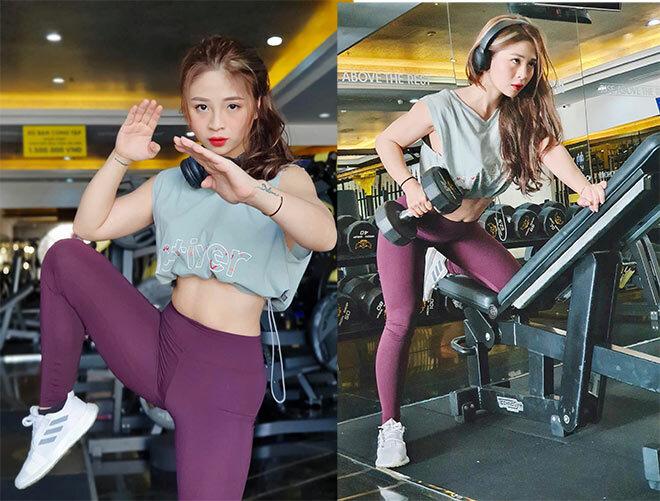 """2 hot girl Việt múa côn nhị khúc như Lý Tiểu Long """"gây bão mạng"""" 2020"""