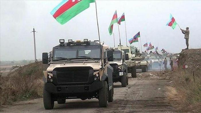 10.000 binh sỹ Azerbaijan tham gia diễn tập chống khủng bố quy mô lớn