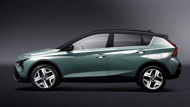 Hyundai Bayon trình làng, giá khoảng 542 triệu đồng