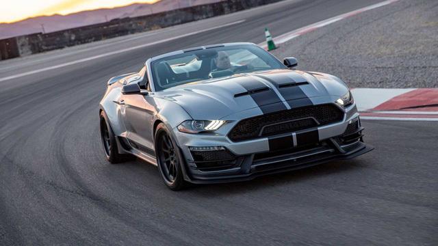 """""""Siêu rắn"""" Shelby Super Snake Speedster chào sân: Chủ xe Ford Mustang GT muốn độ lên thì cần bỏ gần 2 tỷ đồng"""