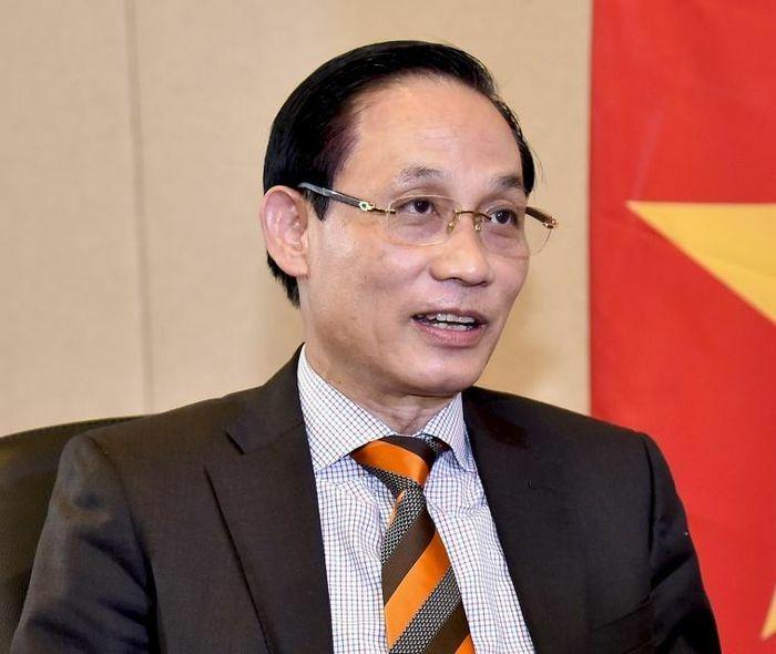 Ông Lê Hoài Trung được bổ nhiệm làm Trưởng ban Đối ngoại Trung ương