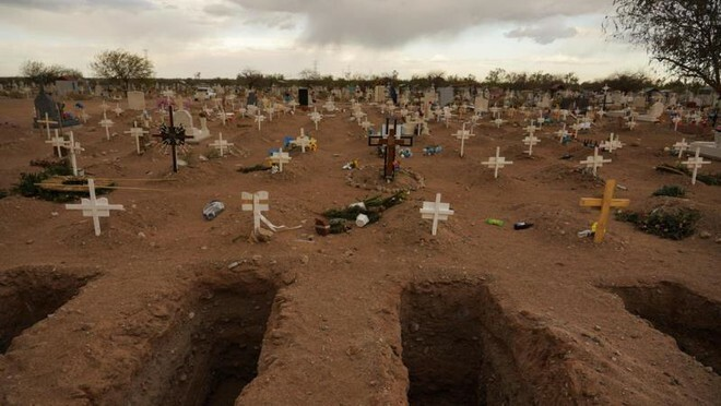 Số ca tử vong do Covid-19 tại Mexico thực tế có thể cao hơn nhiều
