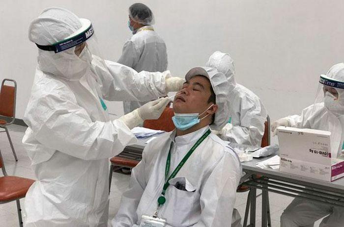 Hà Nội công bố kết quả xét nghiệm của 3.931 đối tượng nguy cơ cao