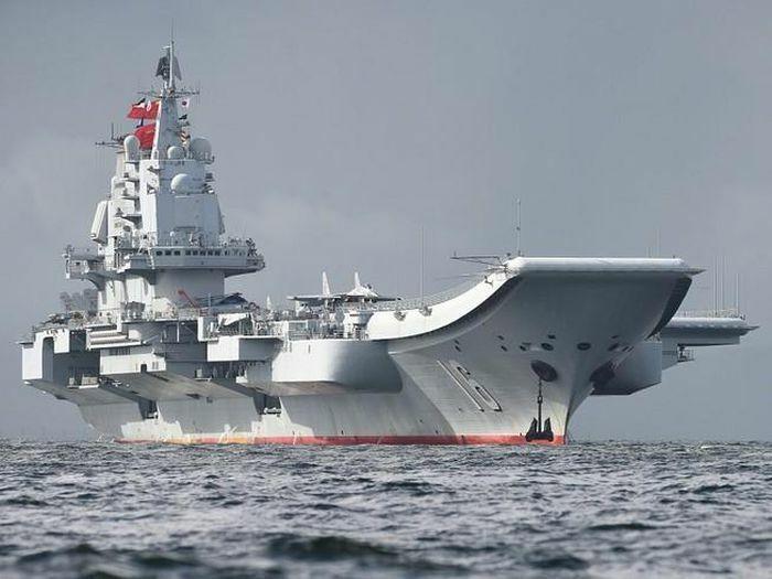 Trung Quốc định đóng tàu sân bay chạy bằng năng lượng hạt nhân